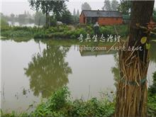 Ecological restoration and treatment project of black and odorous water body of xiongjiahe River in Jintan City